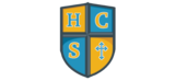 Hope christian school logo wide