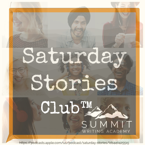 Saturday Stories Club™ Art